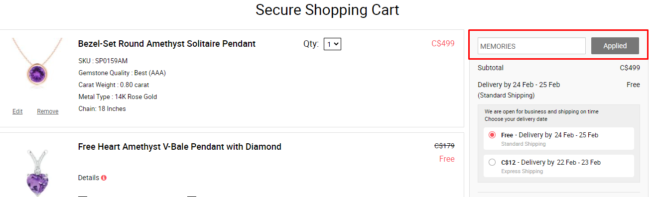How do I use my Angara discount code?