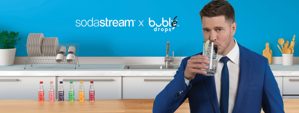About SodaStream Homepage