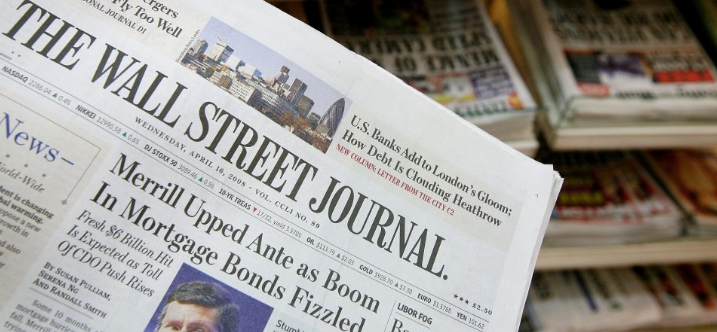 The Wall Street Journal about us