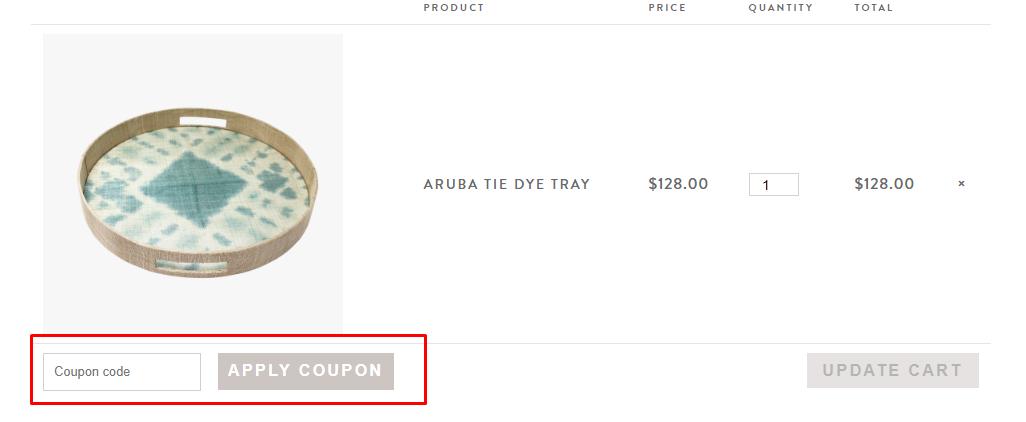 How do I use my Dear Keaton coupon code?