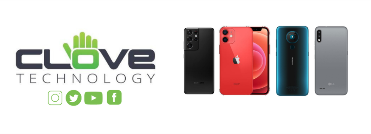 About Clove Technology Homepage