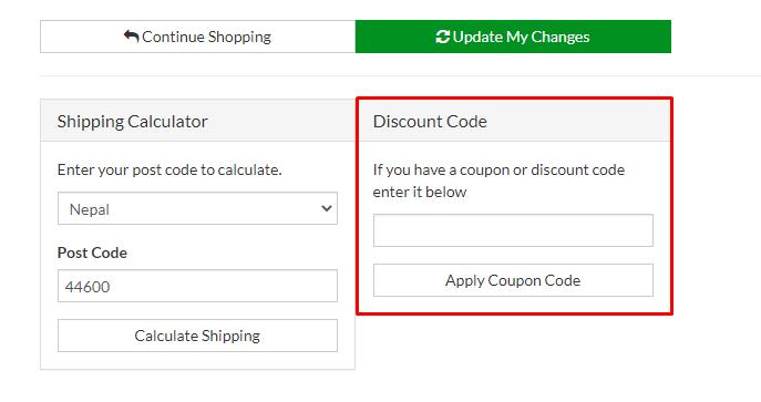 How do I use my Ezy-Ups discount code?