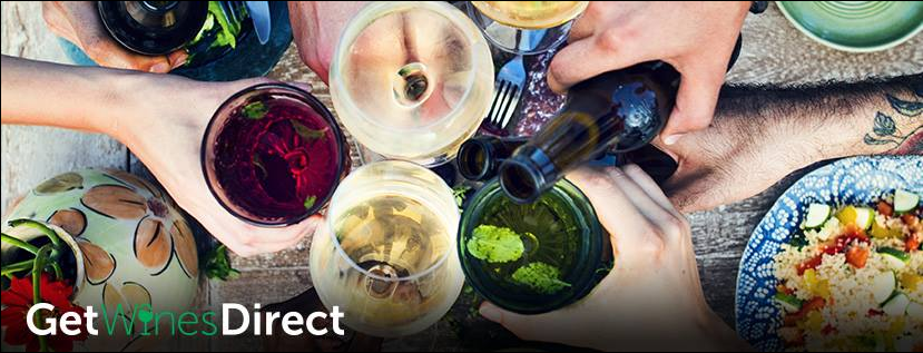 About Get Wines Direct Homepage