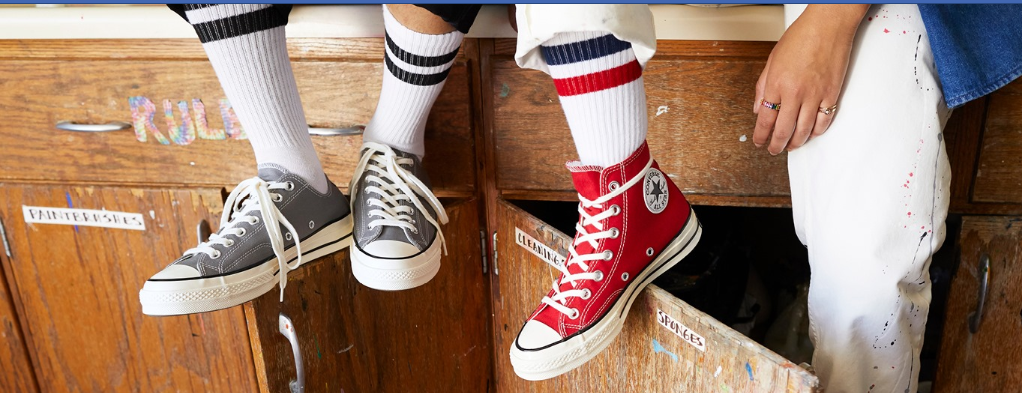 About Converse Homepage