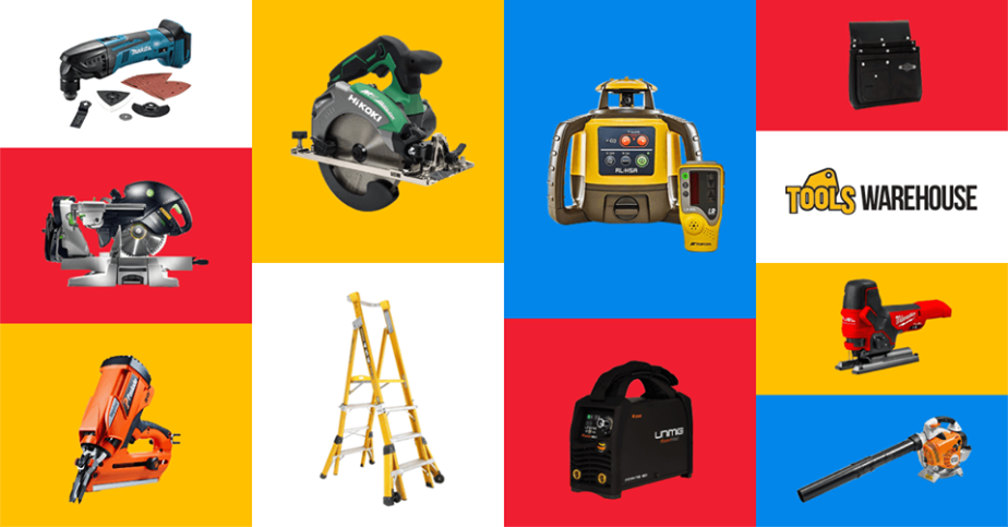 About Tools Warehouse Homepage