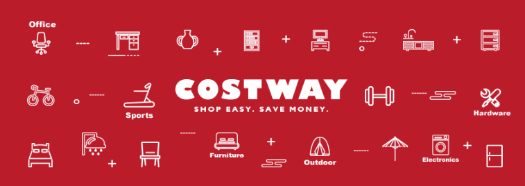 About Costway homepage
