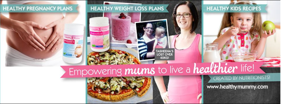 About The Healthy Mummy Homepage