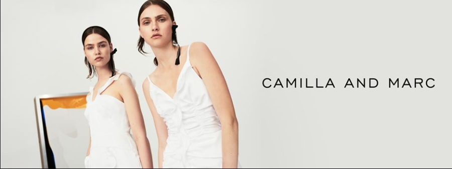 About CAMILLA AND MARC Homepage