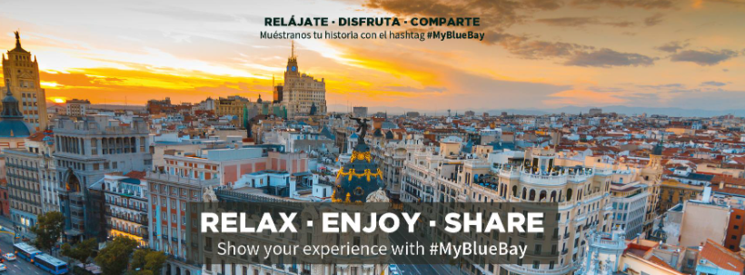 About BlueBay Hotels Homepage