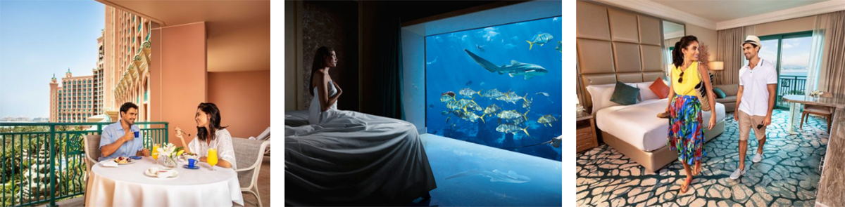 Atlantis Rooms