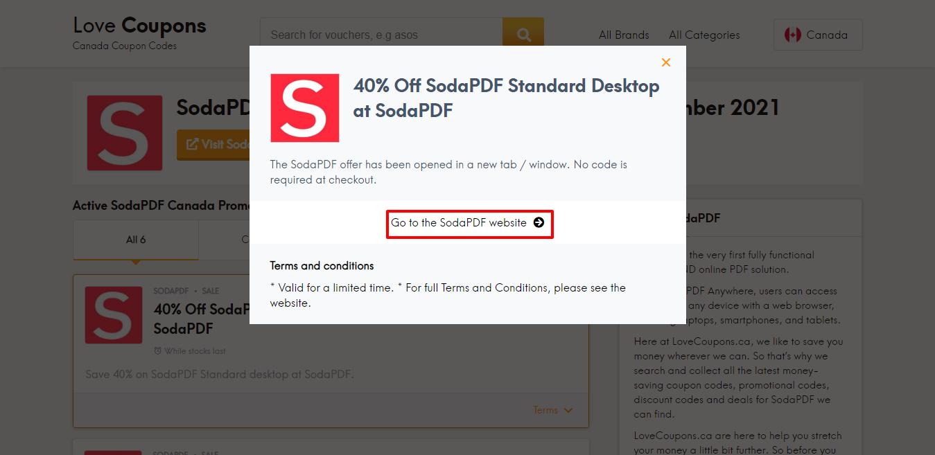 How Do I Use My SodaPDF Discount Code?