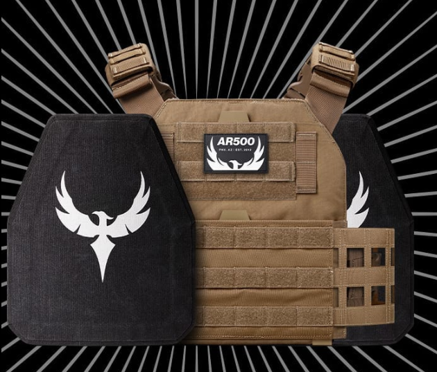 About AR500 Armor Homepage