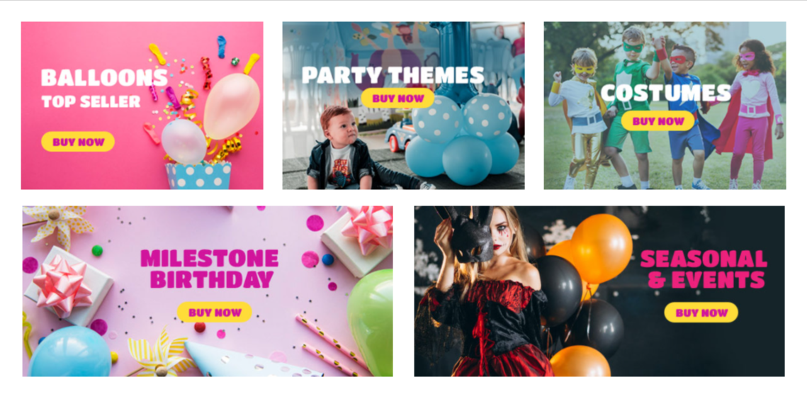 Party Products About
