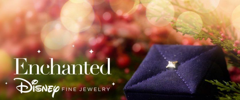 About Enchanted Disney Fine Jewelry Homepage