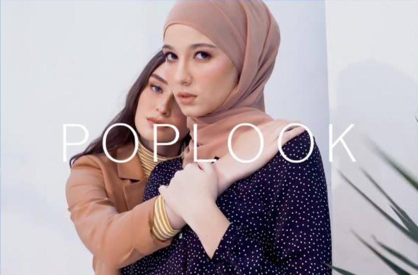 Poplook Homepage