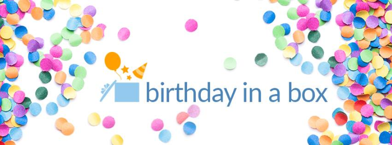 About Birthday in a Box Homepage