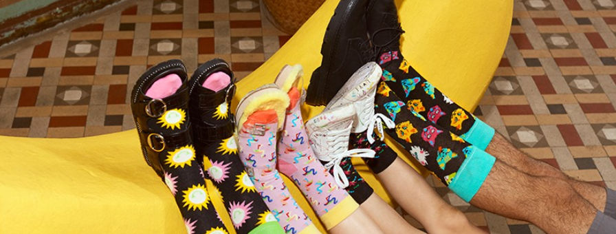 About Happy Socks Homepage