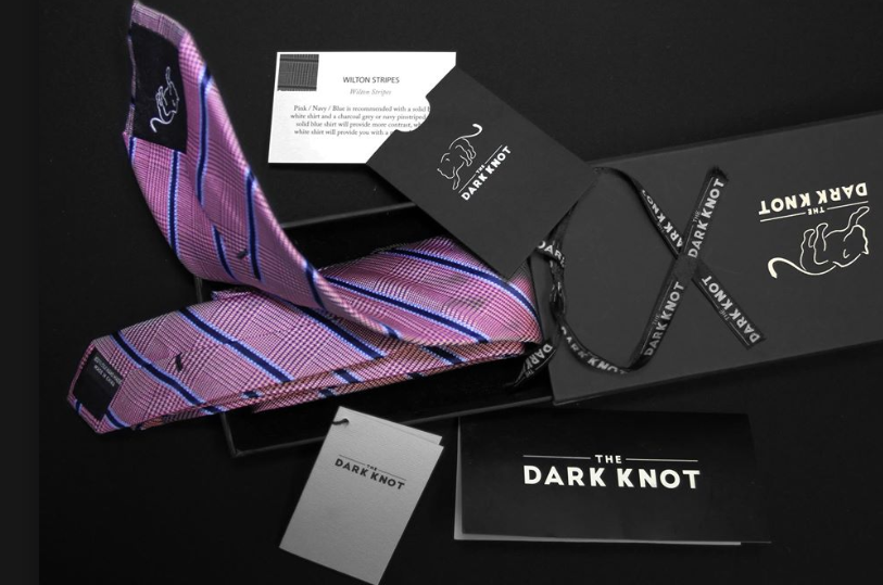 About The Dark Knot Homepage
