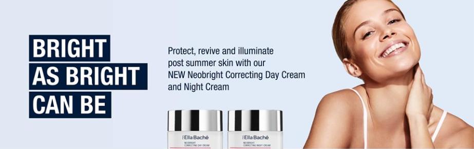 About Ella Baché Homepage