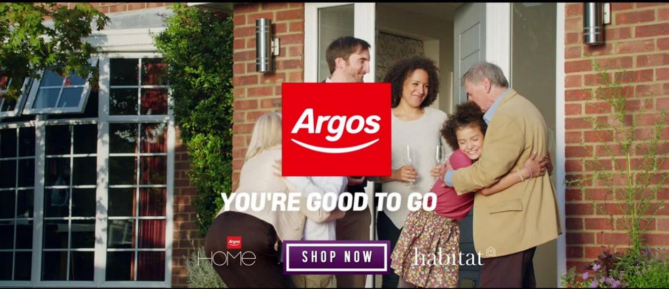 About Argos Sales