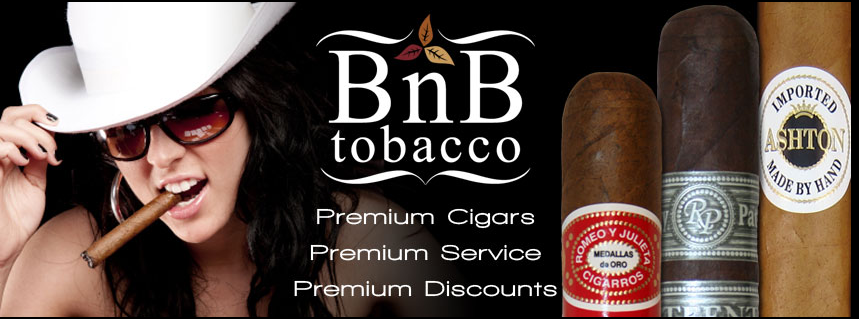 About BnB Tobacco Homepage