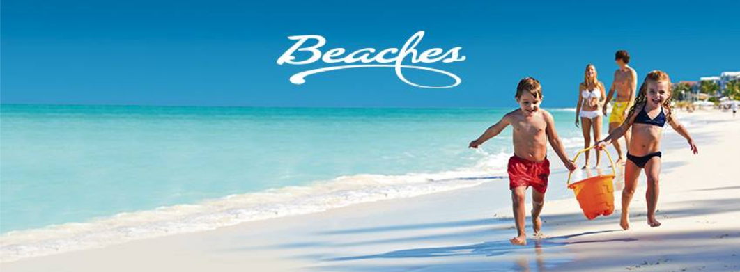 About Beaches Resorts Homepage