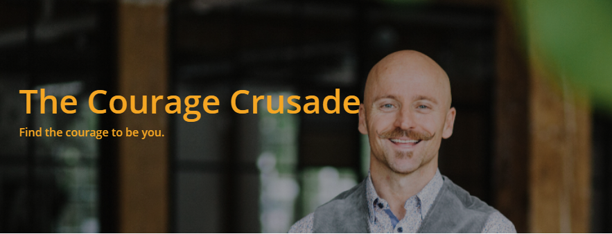 About Courage Crusade Homepage