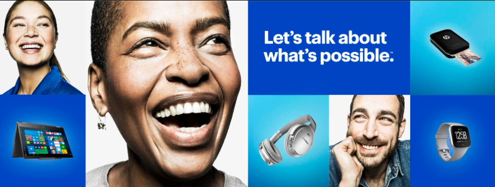 About Best Buy Homepage