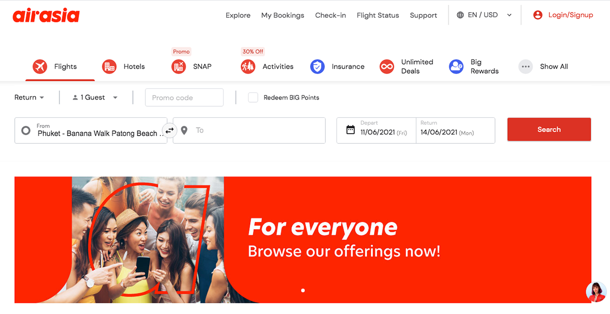 Air Asia About Us