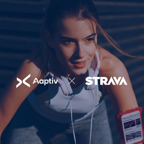 About Aaptiv Homepage
