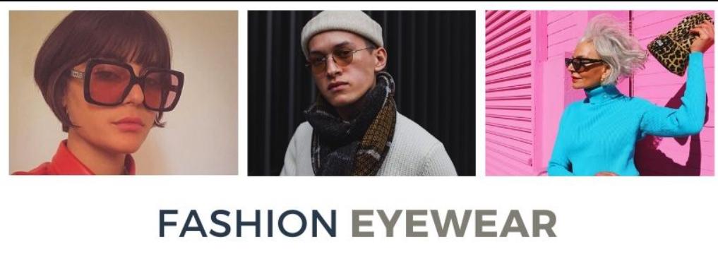 About Fashion Eyewear Homepage