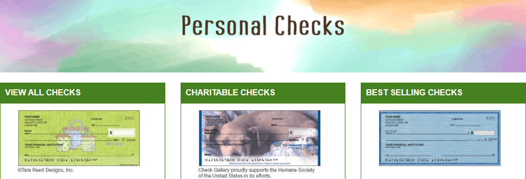 About Checks Gallery Homepage