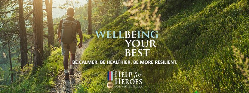 About Help for Heroes Homepage