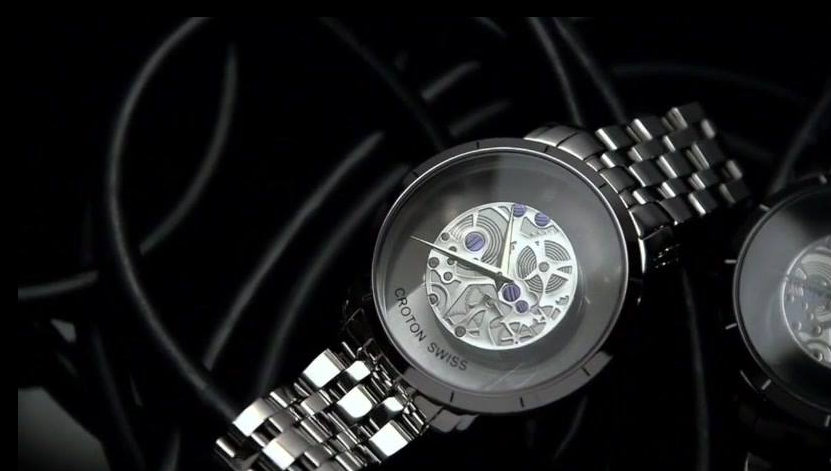 About Croton Watches Homepage