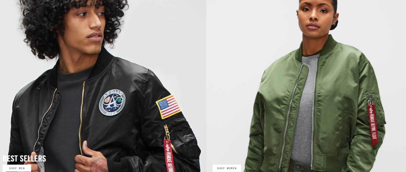 Alpha Industries about us