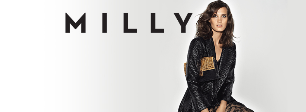 About Milly Homepage