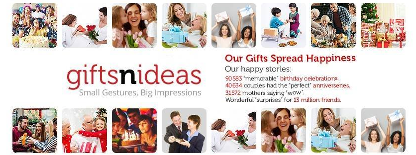 About GiftsnIdeas Homepage