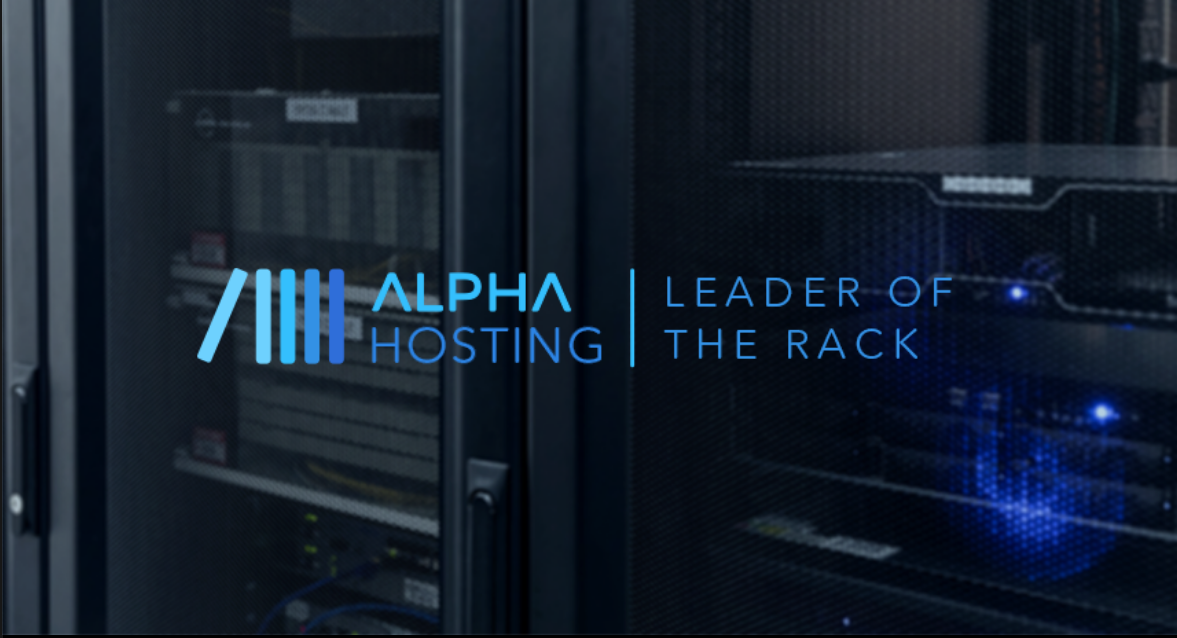 About Alpha Hosting Homepage