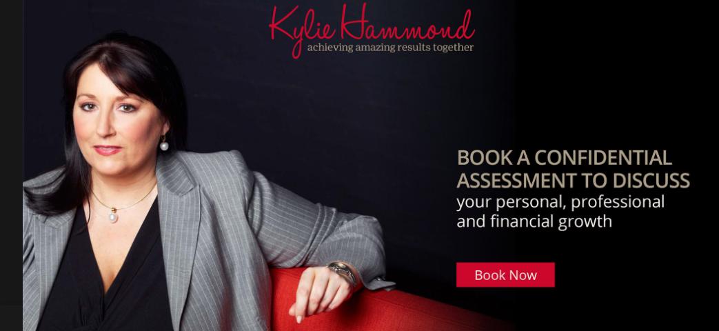 About Kylie Hammond Homepage