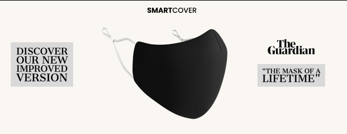 About SmartCover Homepage