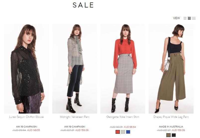 Cue Sales