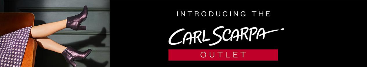 Carl Scarpa Outlet