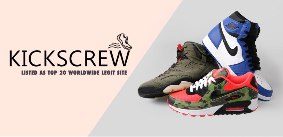 About KicksCrew Homepage