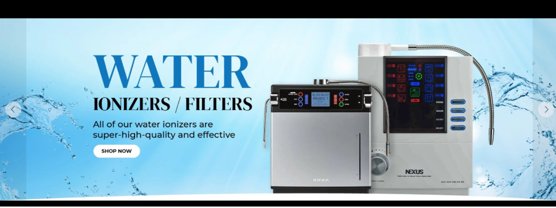 About Alkaline Water Plus Homepage