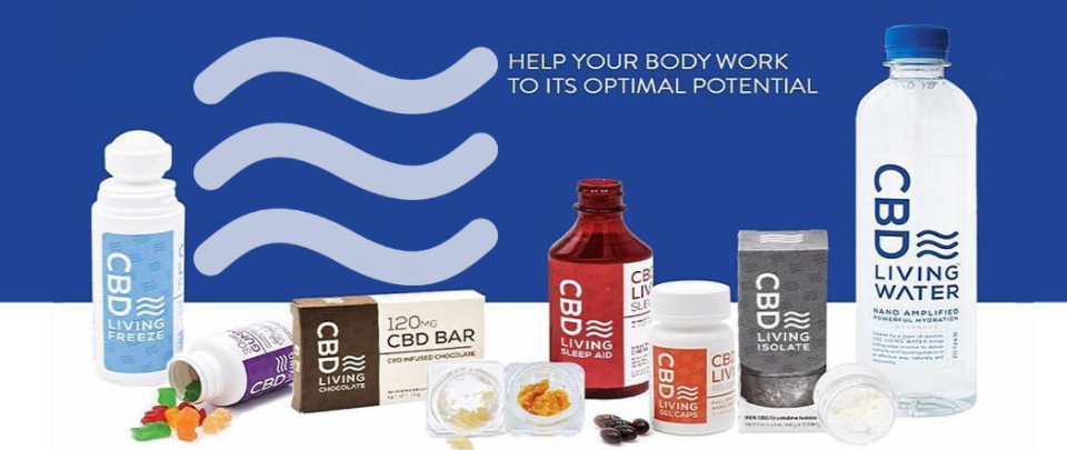 About CBD Living Homepage
