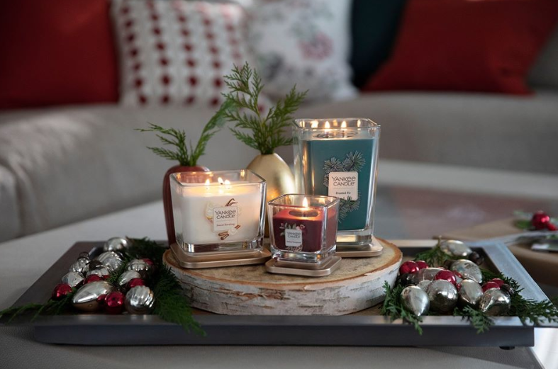 About Yankee Candle Homepage