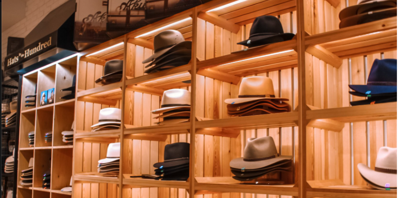 About Hats By The Hundred Homepage