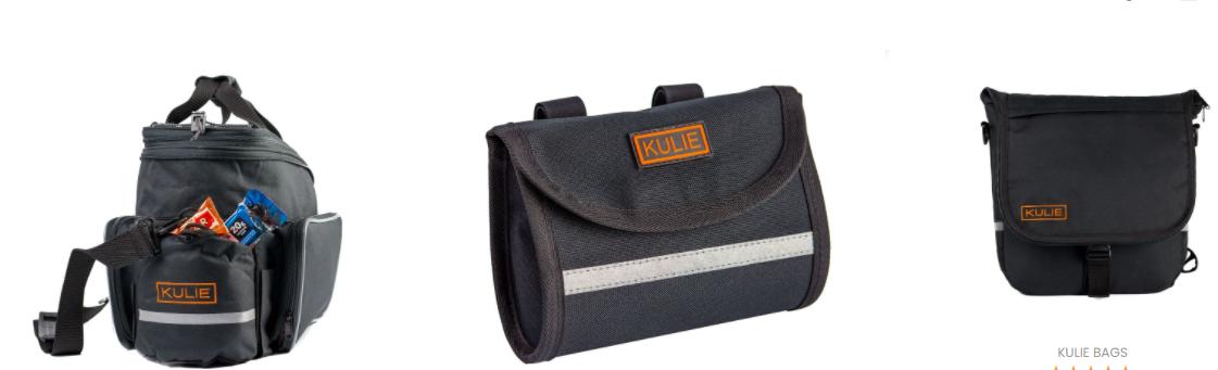 About Kulie Bike Bags Homepage