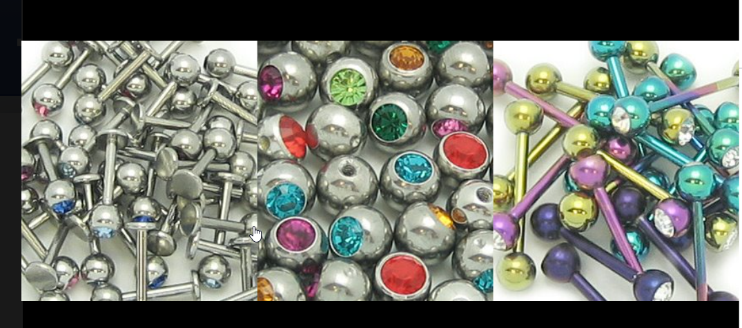 About BodyJewelry.com Homepage