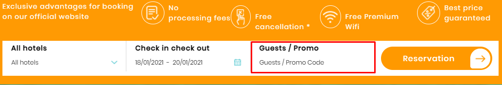 How do I use my Azuline Hotel promo code?